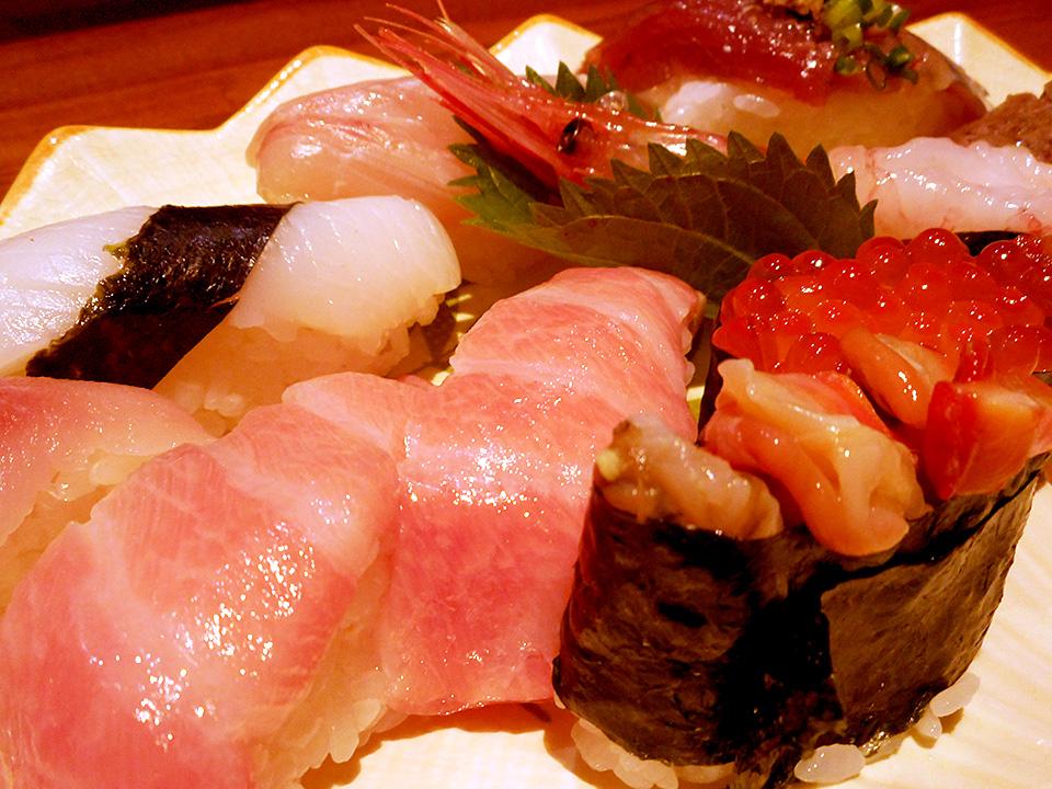 松臣の寿司