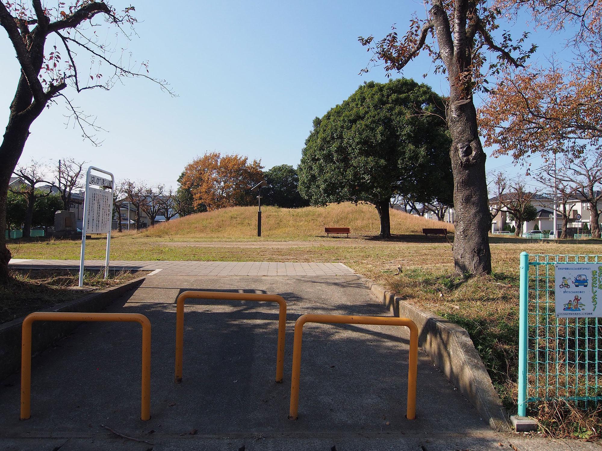 はしか: はしかべ第2公園10